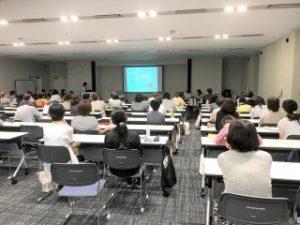 2018/6/16 岡山県訪問看護ステーション連絡協議会 通常総会に出展致しました!!